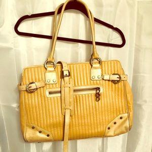 Aqua Madonna purse